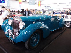 Lagonda LG6 Rapide Roadster 1938 (Zappadong) Tags: techno classica essen 2016 lagonda lg6 rapide roadster 1938 zappadong oldtimer youngtimer auto automobile automobil car coche voiture classic classics oldie oldtimertreffen carshow