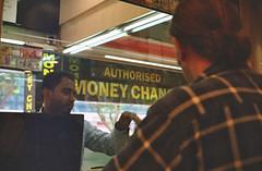 (The Integer Club) Tags: film 35mm yashicaelectro35gt 2016 singapore moneychanger 711 bureaudechange