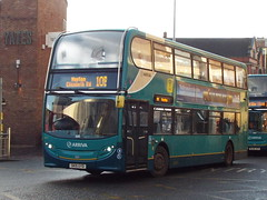 SK15GYD (47604) Tags: sk15gyd 4647 arriva bus northwest liverpool route service 10b huyton
