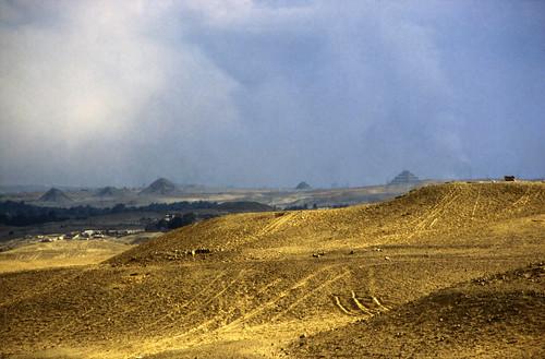 """Ägypten 1999 (628) Kairo: Gizeh, Abusir und Sakkara • <a style=""""font-size:0.8em;"""" href=""""http://www.flickr.com/photos/69570948@N04/31564816944/"""" target=""""_blank"""">Auf Flickr ansehen</a>"""