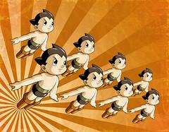 Unified Propaganda (kyès) Tags: astro boy propaganda japan war unified unify robot nuclear bomb