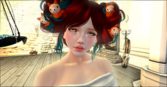 crybaby (Kuro C) Tags: secondlife cry tears kawaii sad sadness whine