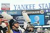 """""""Rise, #Northwestern"""" at #NYC's Yankee Stadium (Daniel M. Reck) Tags: northwestern northwesternuniversity b1gcats marchingband band music education students chicago evanston illinois numb"""