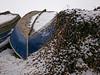 Boot Roggenburger Weiher 1 (noa1146) Tags: boote winter schnee saisonende weiher tz101 panasonic kälte