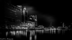 The Fullerton Bay Hotel Singapore (Gerald Ow) Tags: thefullertonbayhotel singapore marina bay geraldow blackandwhite monochrome bw long exposure cbd waterfront sony a7rm2 a7rii ilce7rm2 fe1635mm f4 za oss flickr
