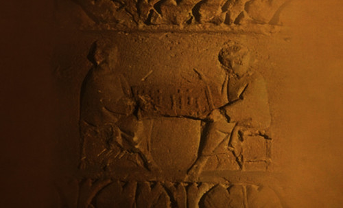 "Petteia - Ludus Latrunculorum  / Iconografía de las civilizaciones helenolatinas • <a style=""font-size:0.8em;"" href=""http://www.flickr.com/photos/30735181@N00/32143095150/"" target=""_blank"">View on Flickr</a>"