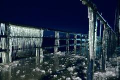 L'embarcadaire d'Yvoire sous la Glace 3 (Franck Baduel) Tags: léman arctique polaire glace tempète yvoire evian