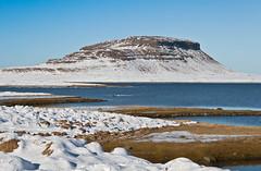 Brimlárhöfði (geh2012) Tags: brimlárhöfði snæfellsnes ísland iceland snjór snow fjall mountain sjór sea gunnareirikur geh gunnareiríkurhauksson