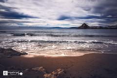 Mar de Oro (Miguel Angel Lillo Fotografía) Tags: aguilas murcia españa mar sea seascape nubes clouds cloudscape nikon d7200 tamron 1750mm28 picoftheday migueangellillofotografia
