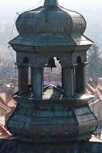 Sygnaturka kościoła Świętego Ducha z Bramy Opatowskiej