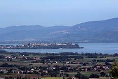 Castiglione del Lago (Bluesky71) Tags: trasimeno lago lake lagotrasimeno trasimenolake panicale promontorio umbria perugia bellitalia