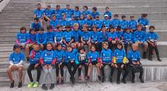 150815 Clinic Aina_Participantes y entrenadores