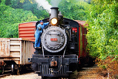 Three Rivers Rambler (Robert Holler Photography) Tags: favorite train vintage interesting knoxville antique steam locomotive steamengine 3rr 3riversrailroad robertholler