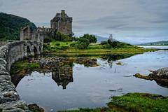 Eilean Donan Castle 9 (explored) (lotti roberto) Tags: scozia scotland castle castello dornie highland eliandonancastle sea fav25 fav50 fav75 fav100 fav125 fav150 fav175 fav200 fav225 fav250 fav275 fav300 fav325 fav350