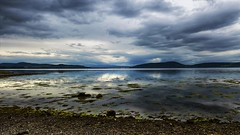 Reflections On The Moray Firth (Tidyshow) Tags: bridge sea mountains beautiful clouds scotland highlands sony scottish shore alpha f28 moray inverness 1650 kessock a77ii ilca77m2 a77mk2