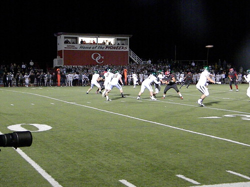 "Oregon City vs West Linn Sept 4th 2015 • <a style=""font-size:0.8em;"" href=""http://www.flickr.com/photos/134567481@N04/20969758199/"" target=""_blank"">View on Flickr</a>"