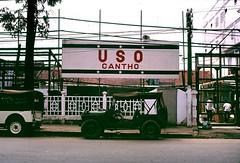 USO Can Tho (Wm. Ruzin) Tags: club rangefinder 1968 kodachrome uso gi canthovietnam