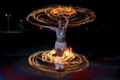 Fire Jammin at IX Art Park-7 (rich tarbell) Tags: park man art girl hoop fire virginia dancer burning exotic va poi hippie fans charlottesville trippy hooping ix