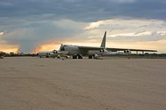 "IMG_7426 (Andrew ""MuseumAndy"" Boehly) Tags: arizona storm museum aircraft aviation airplanes monsoon pimaairandspacemuseum pasm"