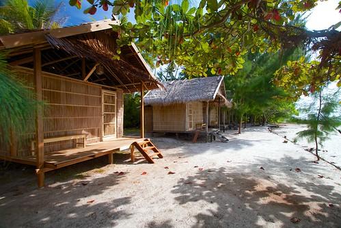 Papuan Cottage - Esterno
