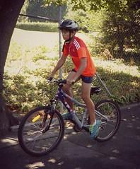 Orange (Cavabienmerci) Tags: boy sports boys sport kids race children schweiz switzerland kid  child suisse running run course runners sur pied runner triathlon vevey laufen lufer lauf 2015 corseaux