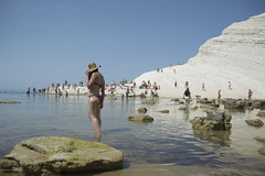 My love @scala dei turchi (elparison) Tags: sea love beauty mare scala sicily dei sicilia agrigento turchi