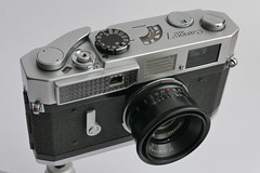 Canon 7 / Jupiter 12 - 2,8/35 (rainer.marx) Tags: leica film analog 35mm canon lumix rangefinder panasonic jupiter12 jupiter jupiter8 udssr zorky canon7 m39 kleinbild messsucher fz1000