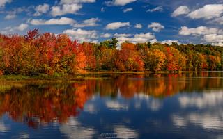 North East Kingdom Autumn