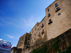 Castel dell'Ovo (CeBepuH) Tags: italy geotagged campania ita napoli naples casteldellovo vomero neapol eggcastle  geo:lat=4082766831 geo:lon=1424865067
