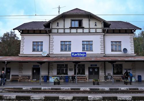 Станция Карлштейн