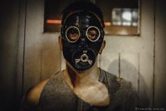 After#COP21 (MagiCshoot) Tags: portrait man apocalypse terror masque peur terreur nuclaire zombieswalk cop21