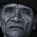 Portrait of an old Ngada Man