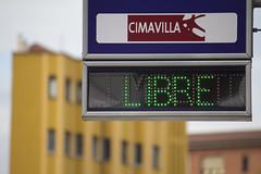 Cimavilla libre (fertraban) Tags: detalle gijn aparcamiento asturias libre letras xixn parkin cimavilla