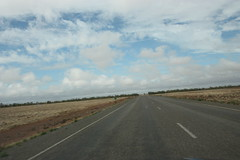 410 km marker (iainrmacaulay) Tags: highway australia barkly