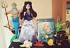 ** Finally!! Vanessa and King Triton are mine! ** (NєωSαℓємWσℓƒ ♛) Tags: vanessa little mermaid doll limited hard find beautiful ursula la sirenita ariel eric scuttle flounder princess disney designer triton king