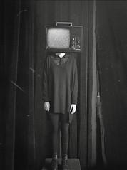 no_signal (MarcoBekk) Tags: surreal conceptual portrait no signal girl marco bekk beck htk anna reichstein