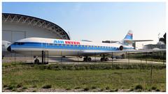 SUD-AVIATION SE 210 CARAVELLE 12 (Aerofossile2012) Tags: caravelle avion aircraft aviation musée museum blagnac aéroscopia toulouse 2015 fbtoe n°280 airliner airinter
