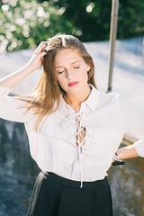 Emi (Lucas Gramatica Photography) Tags: fashion beautiful girl mood model beauty 85mm nikon d7200 sun light makeup portrait fashionphotography