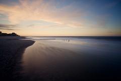 winter sunset (kuestenkind) Tags: langzeitbelichtung ostsee balticsea kühlungsborn kalt winter