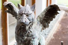 Lion-dragon-thingy (denschub) Tags: mozaloha waikoloavillage hawaii unitedstates us