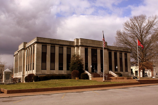 DeKalb County Courthouse - Smithville, TN