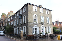 The Wells Tavern, built c1849. (maggie jones.) Tags: london pub grade2listed