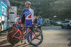 Premier stage à Calpe #Behind the Scene (equipecyclistefdj) Tags: chrono lapierre clm aerostorm