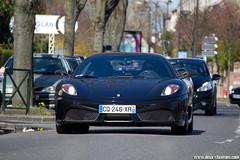 Cars & Coffee Paris 04/2013 - Ferrari 430 Scuderia (Deux-Chevrons.com) Tags: ferrari430scuderia ferrarif430scuderia ferrari 430 f430 scuderia ferrarif430 ferrari430 carscoffee paris france voitureautoautomobilecarcocheautomotivegtprestigecarluxuryfranceparisclassicclassiqueanciennecollectioncollectoroldtimer
