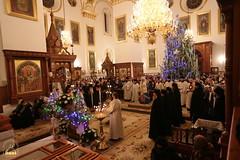 016. Nativity of the Lord at Lavra / Рождество Христово в Лавре 07.01.2017