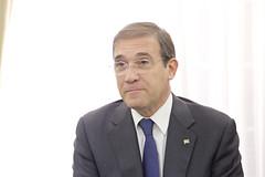 PSD recebe UGT na Sede Nacional