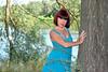 DCS_1983_00064 (dmitriy1968) Tags: portrait портрет nature природа beautiful girl wife люди people evening erotic sexsual секси эротика summer лето река river дон купальник swimsuit загар tan платье dress