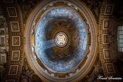 Basilique Saint-Pierre (the_rush_rain02) Tags: lumiere light vaticano pierre saint church basilique rome