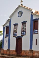Capela de São João Evangelista/ Saint John Evangelist Chapel (Adilson Rocha Lima) Tags: capela de são joão evangelista saint john evangelist chapel