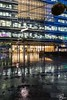 Raindrops keep fallin' on my head (mvj photography) Tags: uk london londres canarywharf pluie rain architecture streetphotography photoderue